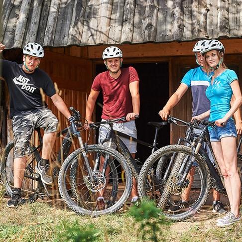 Wypożyczalnia rowerów elektrycznych zakopane